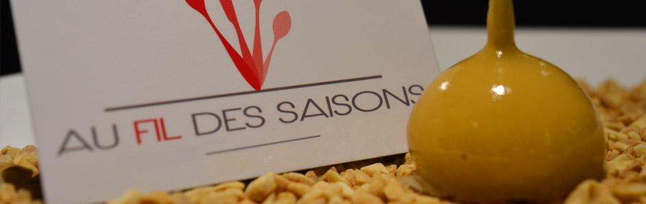 Traiteur Au fil des Saisons - Chupa-chups de foie gras